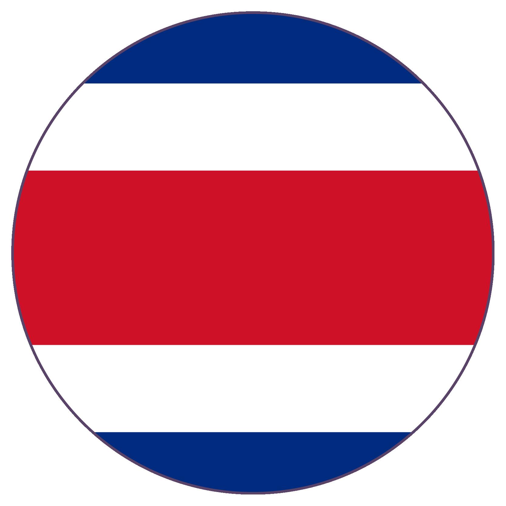 flag-Costa Rica