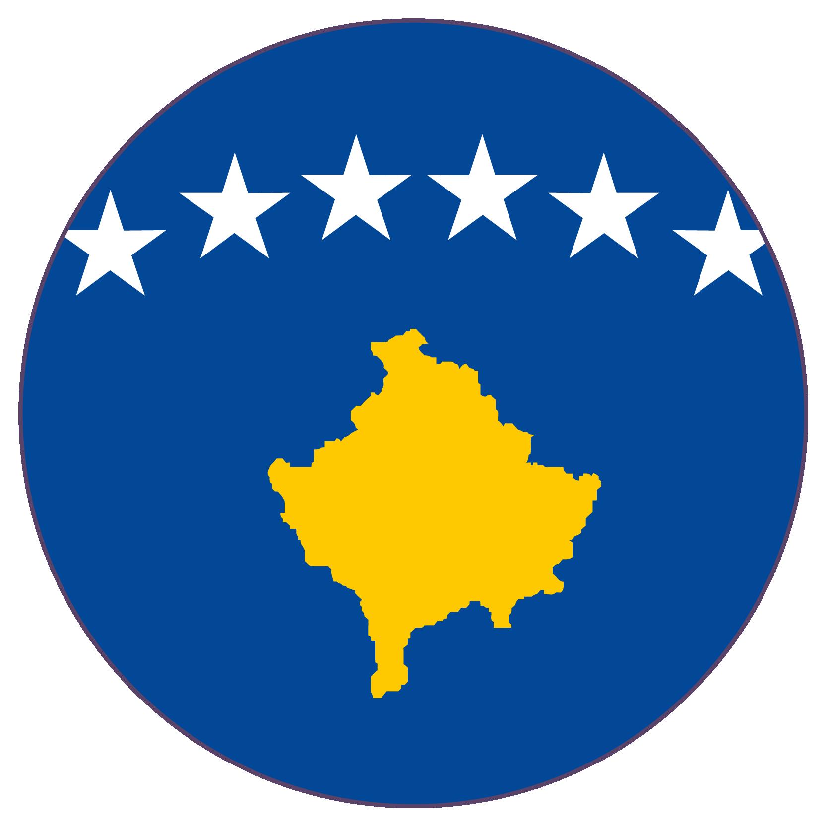 flag-*Kosovo