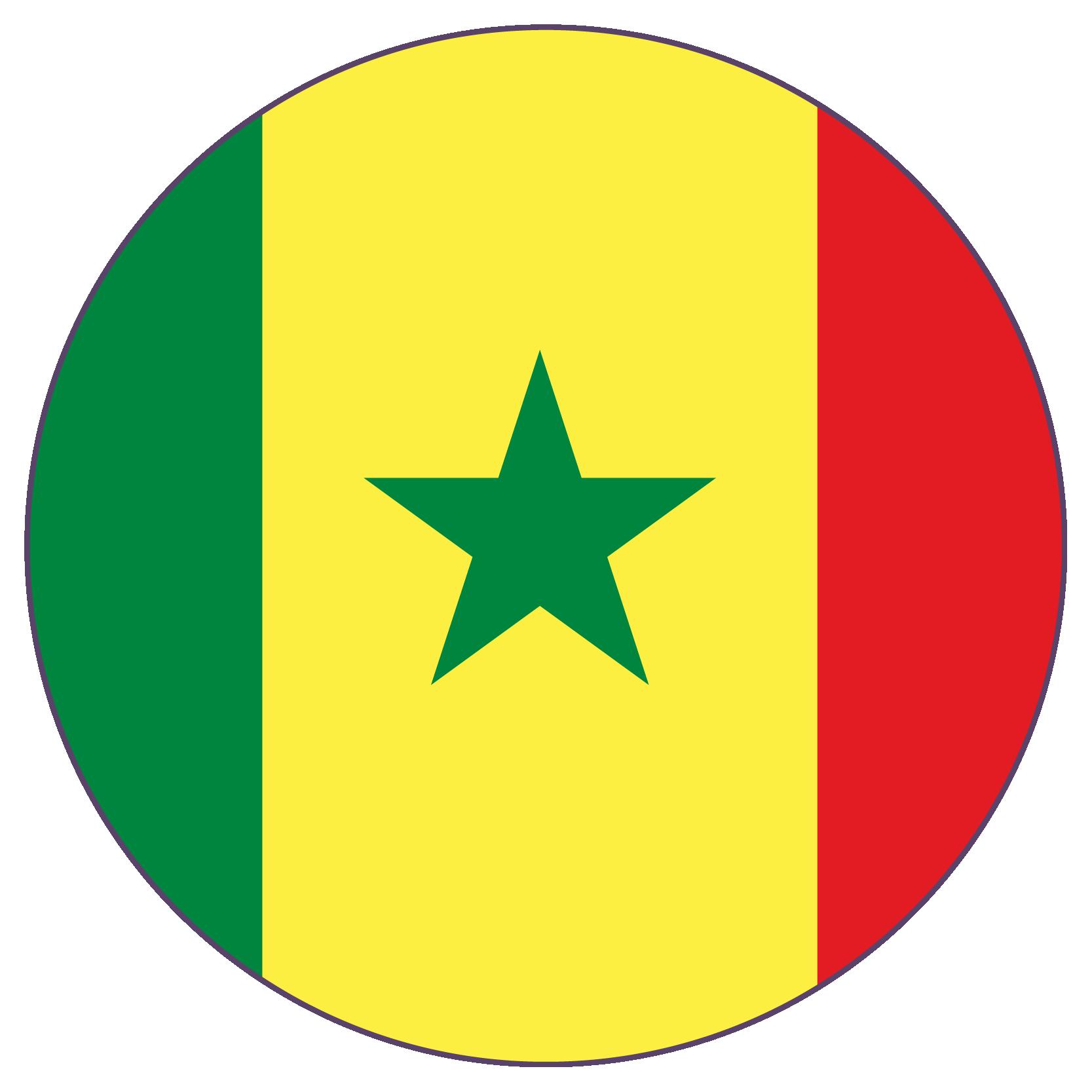 flag-Senegal